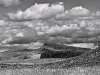 Advanced Monochrome Prints - Third - Hadrian\'s Country by Tim Booth January 2013