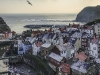 Advanced Colour Prints - HC - Staithes Frosty Morning by Jeff Saunders