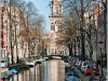 Advanced Projected Images - HC - Amsterdam Reflection by Tim Booth