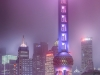Advanced Projected Images - HC - Shanghai Oriental Pearl Tower by Jeff Saunders
