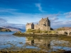 Advanced Projected Images - Third - Eilean Donan by Peter Tiplady