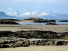 Newcomers Prints - First - Rhum from Arisaig by Rachael Bonington