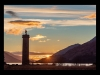 Club Projected Images - HC - Sunset at Glenfinnan by Trevor Wright