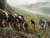 Advanced Projected Images - HC - Agony: Borrowdale Race On Great Gable Alan Thomson