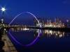 Newcomers Prints - First - Light On The Tyne by Barry Frizell