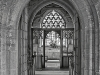 Advance Monochrome Prints - Commended - St Wilfred\'s Church Interior by Tim Booth