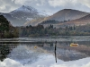 Newcomers Prints - HC - Derwentwater by Andy Baker