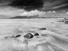 Advanced Monochrome Prints - Second - Incoming Tide by Alan Thomson