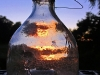 Advanced Colour Prints - HC-Sunset In A Bottle by Carrie Calvert