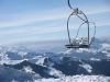 Newcomers Prints - HC - The Best Seat In The Alps by Barbara Pinguey