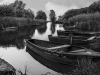Advanced Monochrome Prints – Third – French Broads by Alan Sawyer