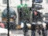 Newcomers Projected Images – HC – Downtown In The Rain by Jeremy Griffiths