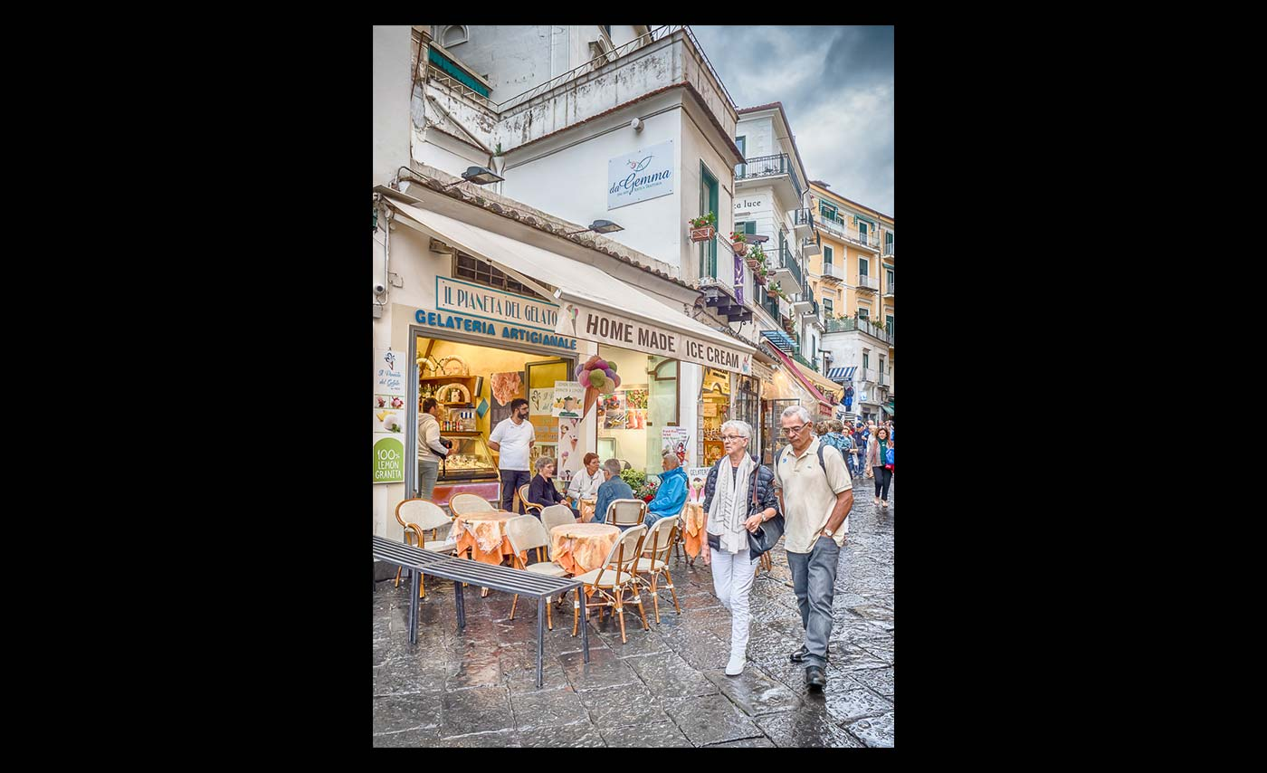 Advanced-Colour-Prints-Third-Wet-Day-In-Amalfi-by-Jeff-Saunders