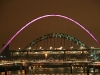 HC - Tyneside At Night by Brian Hinvest