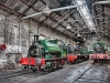 Old Timer Trophy - Second - Old Engine Shed by Tim Booth