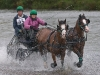 Victory Cup - Third - \'Bloody SatNav!\' - Last Ever Lowther Carriage Driving Trial  by Alan Sawyer