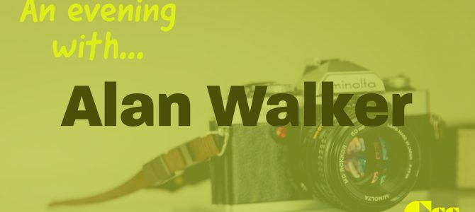 An Evening with Alan Walker